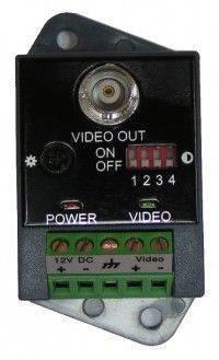 Активный передатчик видеосигнала по витой паре VB-351R, фото 2
