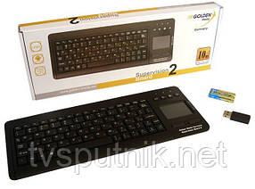 Беспроводная клавиатура Golden Media Supervision Board 2