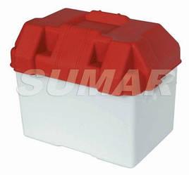 Ящик для аккумулятора 280x185x220.