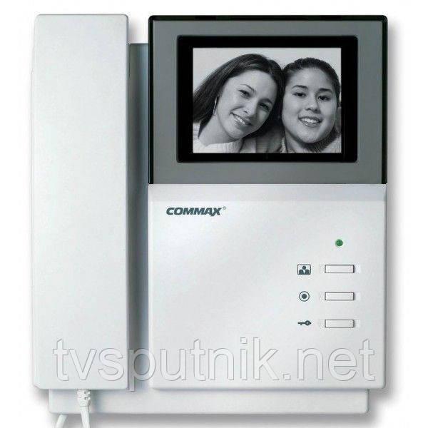 Видеодомофон Commax DPV-4HPN (Commax DPV-4BE)