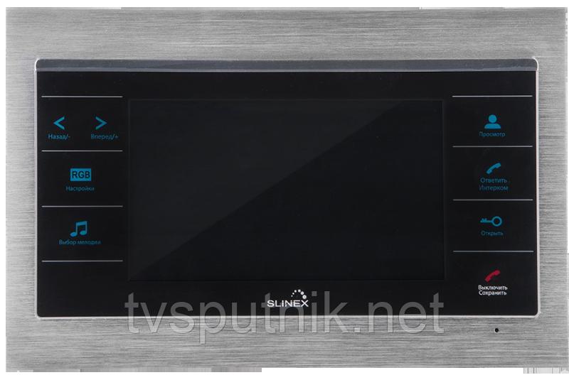 Видеодомофон цветной Slinex SL-07(встроенный блок памяти)