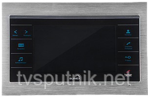 Видеодомофон цветной Slinex SL-07(встроенный блок памяти), фото 2