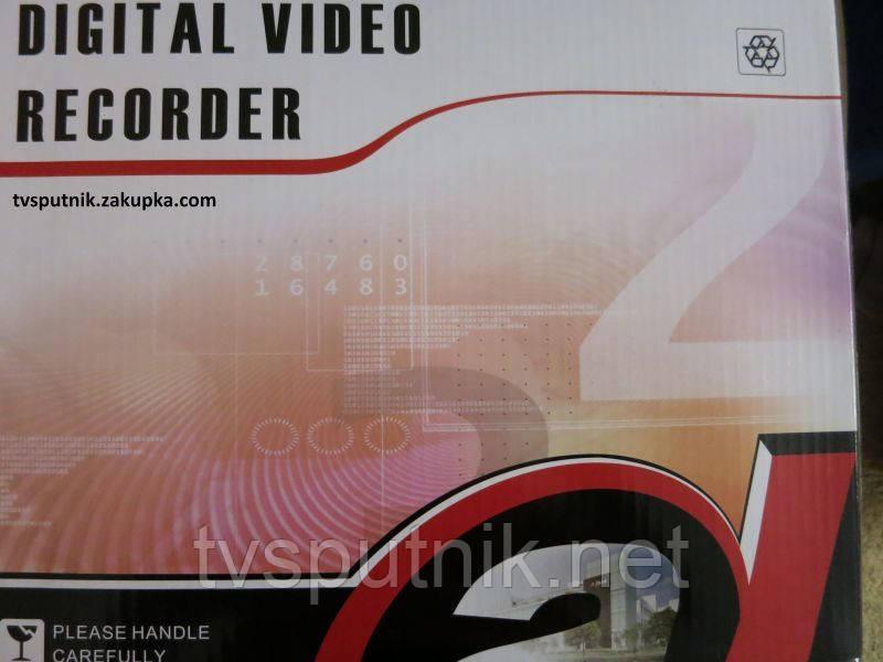 Видеорегистратор Dahua DVR-5104H-V2 (HDMI)