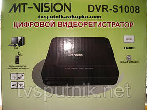 Видеорегистратор DVR MT-Vision 1008S, фото 2