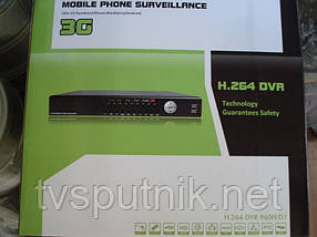 Видеорегистратор MT-Vision HD3104H (HD-SDI)