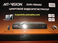Видеорегистратор MT-Vision MT-7604AV