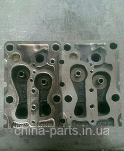 Головка блока цилиндров двигателя WP10 612600040150R