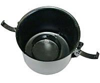 Масляная ванна воздушного фильтра для мотоблока 186F