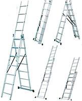 Универсальная лестница Werk LZ3208B (3х8)