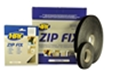 Лента-застежка ZIP FIX (крючок) 20mm x 25m, черная, двухсторонняя