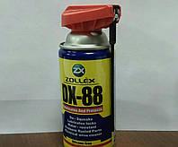 Проникающая смазка (с носиком) DX-88 Zollex 277мл