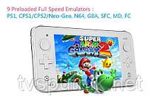 Ігрова приставка планшет JXD S7300B, фото 2