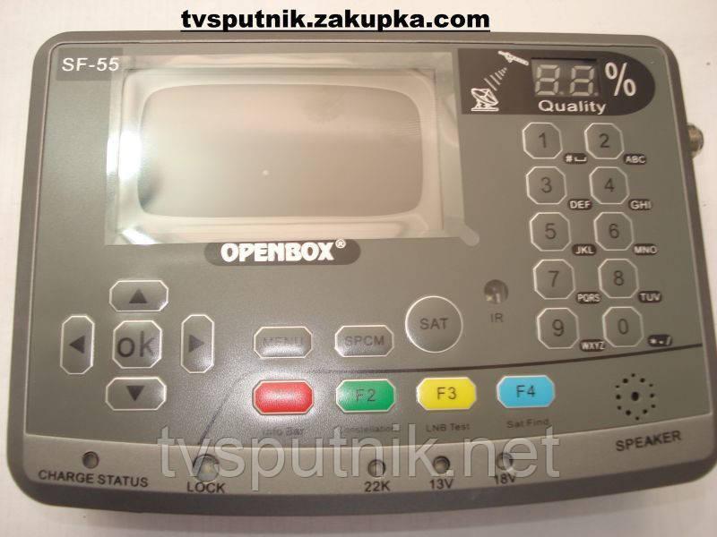 Вимірювальний прилад Openbox SF-55