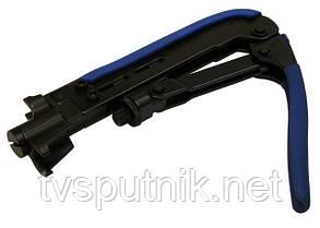 Инструмент для монтажа компрессионных разъёмов HT-H548A, фото 2