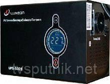 Джерело безперебійного живлення Luxeon UPS-500S, фото 2