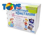 Эксперименты для детей «Разноцветные кристаллы», 0308-1