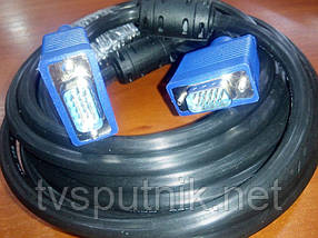 Кабель ULTRA VGA Plug- VGA Plug (10м) UC666-1000