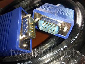 Кабель ULTRA VGA Plug- VGA Plug UC666-2000 (20м), фото 2