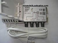 Кабельный усилитель квартирной разводки TERRA серии AS036