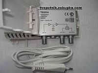 Кабельный усилитель квартирной разводки TERRA серии AS039