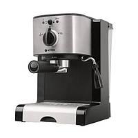 Кофеварка  эспрессо Vitek VT-1513 BK, фото 1