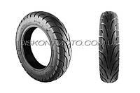 Покрышка мото шина для скутера 3.50 - 10 TL (бескамерная, дорожная) (#DJ-104, 4PR) CAMA