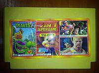 Картридж Dendy Сборник игр YH-8011