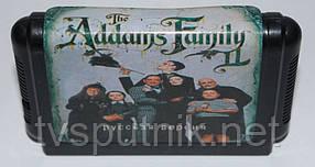 Картридж Sega 16bit Addams Family II