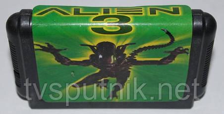 Картридж Sega 16bit ALIEN III, фото 2