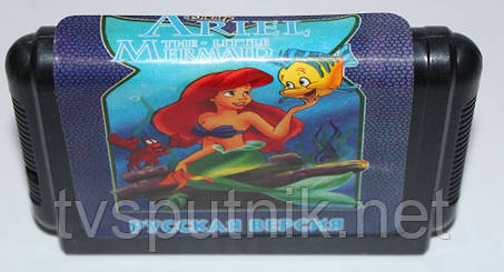 Картридж Sega 16bit Ariel, фото 2