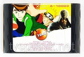 Картридж Sega 16bit Збірник ігор A-10003
