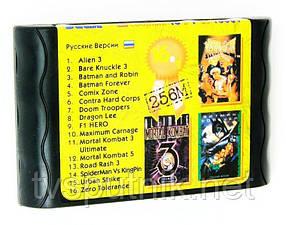 Картридж Sega 16bit Збірник ігор BS 16001