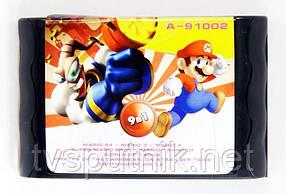 Картридж Sega 16bit Збірник ігор A-91002