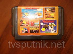 Картридж Sega 16bit Збірник ігор AA-81002
