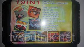 Картридж Sega 16bit Сборник игр  AC-19001