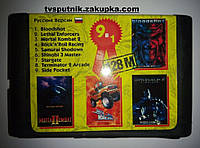 Картридж Sega 16bit Сборник игр BS-9103