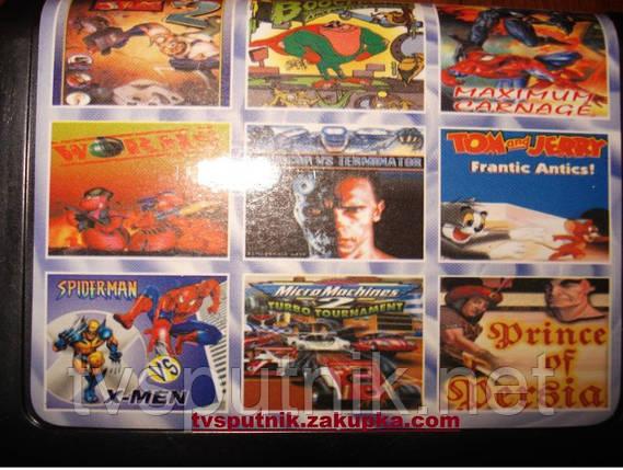 Картридж Sega 16bit Сборник игр MA-907, фото 2