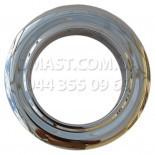 Розетта для дымохода ф160 из нержавеющей стали