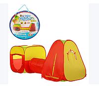 Детская палатки M 2965 туннель