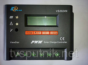 Контроллер заряда Epsolar ViewStar VS2024N