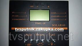 Контроллер заряда SOLAR60 (12/24В Intelligent PWM)