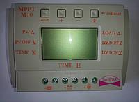 Контроллер заряда АБ MPPT M10 (12/24В)