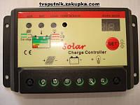 Контроллер заряда АБ 10I-ST 12/24В