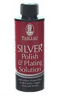 Полирующее средство с серебром и раствор для серебрения Silver Polish & Plating Solution