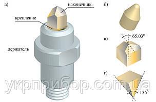 Инденторы Берковича, Кнупа і інші типи микротвердомеров