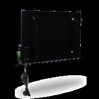 DIMOL керамическая нагревательная панель  mini с теморегулятором 270 Вт чёрный