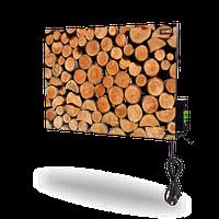 Керамическая нагревательная панель DIMOL mini с теморегулятором 270 Вт с рисунком