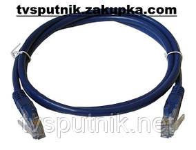 Патч-корд UTP Cat5E 1.0 м