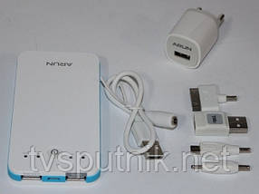 Портативное зарядное устройство Arun J02 (4200 mAh)