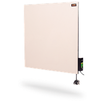 DIMOL керамический  инфракрасный обогреватель  standart 03 с терморегулятором 370 Вт кремовая